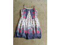 Ladies Summer Tunic Dress size 14