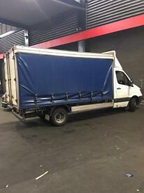 Mercedes Benz Curtain sider