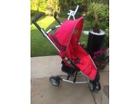 Petite Star Zia Compact Fold Stroller Pushchair