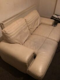 Sofas for sale very cheap must go!!!