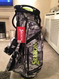 Brand new Srixon golf carry bag
