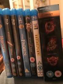 Blu-ray Discs - separate/together - open to offers!