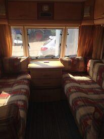 Bailey Pageant Normandie 2 berth touring caravan