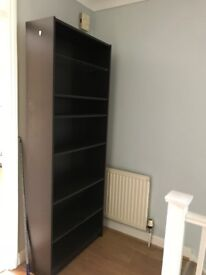 Free Bookcase (and Toaster) - For Collection