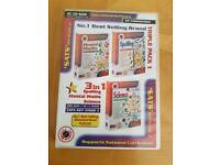 Maths English and science CD