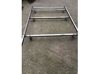 Vauxhall combo roof rack with fittings