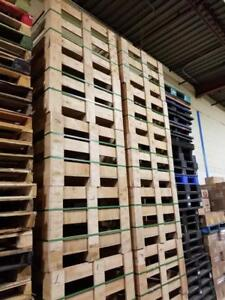 Pallet Crates - Great Condition - Only $25 Each!