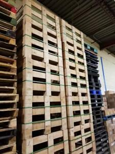 30 Pallet Crates - Single Use - Great Condition - Only $30 OBO