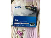 Samsung 3D smart blu-ray