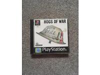 Hogs of War PlayStation