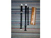Three Recorders for sale
