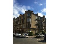 Larger style 1 bed flat for rent in Glasgow west end