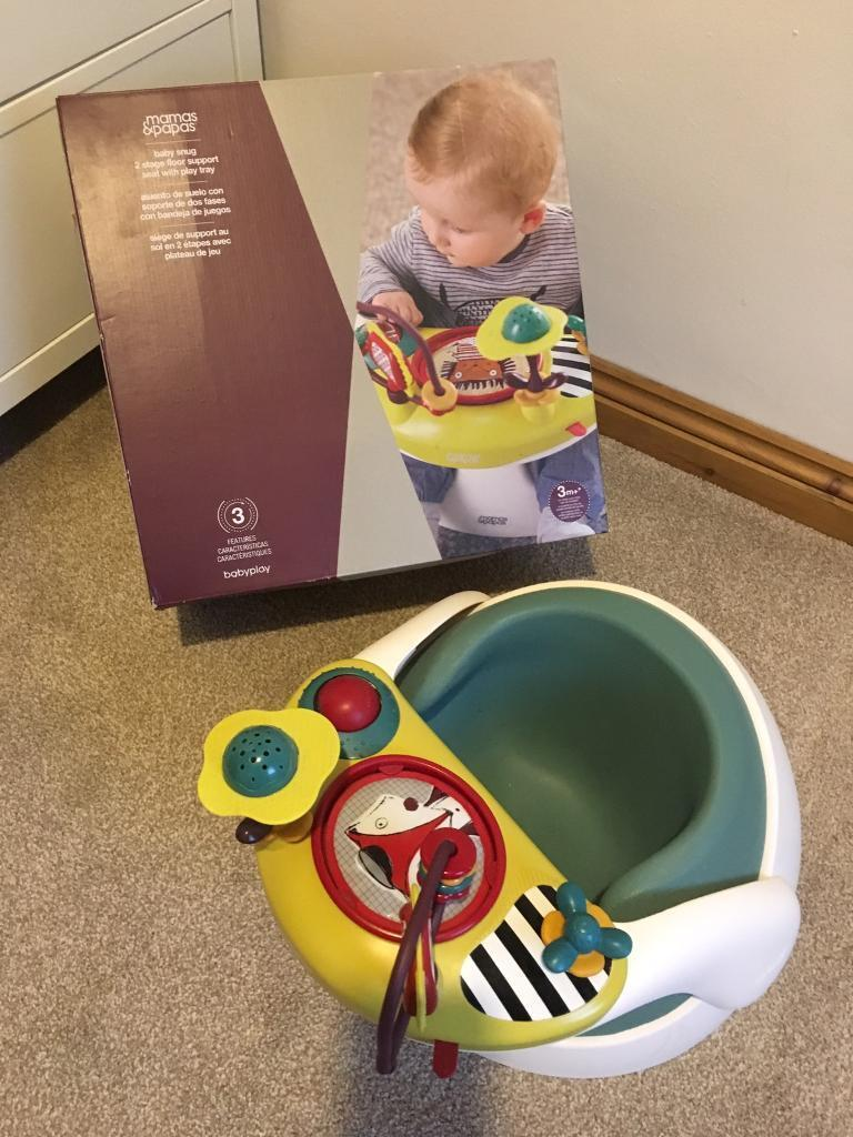 Baby snug support seat