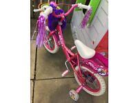 Girls molly bike