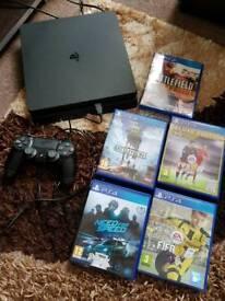 Sony PlayStation 4 + 5 games