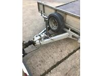 Trailer flat bed ifor Williams