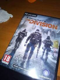 The division game new