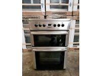 Beko AAA+++class 60cm Ceramic double oven cooker in good working