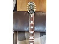 Epiphone Black Beauty Les Paul 2005 Unsug.