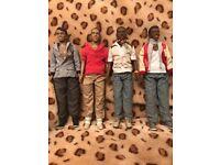 JLS Complete Set Of Dolls