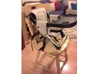 Concord LIMA chair booster