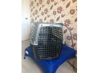 Dog travel cage Good condition