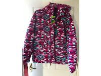 Ladies No Fear Ski Jacket - Size 14 - BNWT