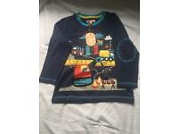 New with tags 3-4Y Bluezoo (Debenhams) t-shirt