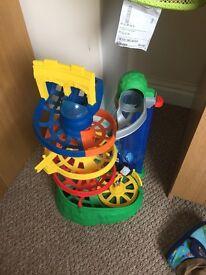 Thomas railroller
