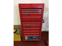 Snap on tool box for sale £500
