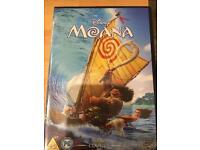 Moana DVD - brand new