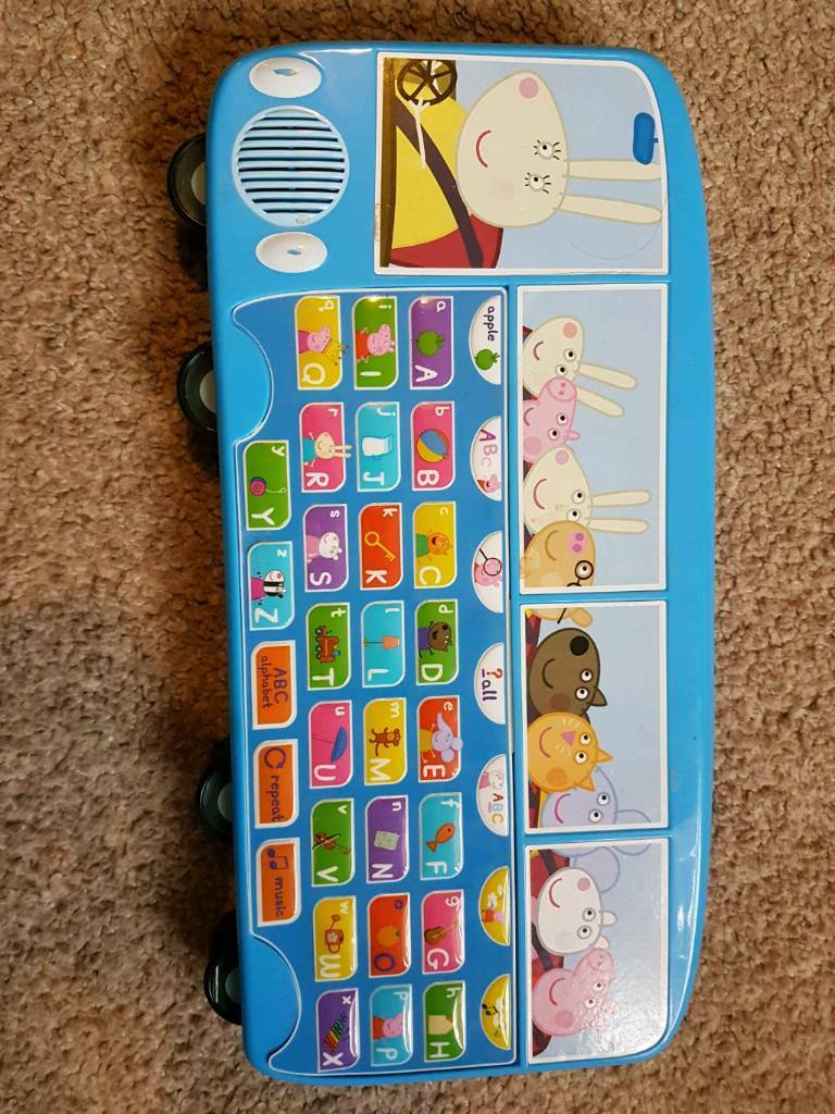 Peppa pig electronic learning toy | in Colchester, Essex ...