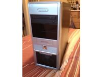 Desktop PC + Printer + Scanner bundle