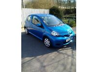 TOYOTA AYGO only 1 family owned
