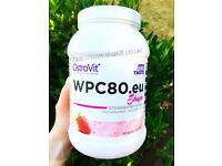 Ostrovit WPC80.EU Shape 700 g - whey protein developed specifically for girls! +fat burning effect!
