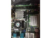 itx motherboard with cpu