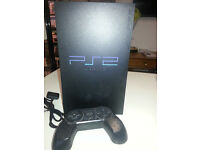 Sony PS2 console and 11 games