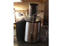 Andrew James Power Juicer used, good condition