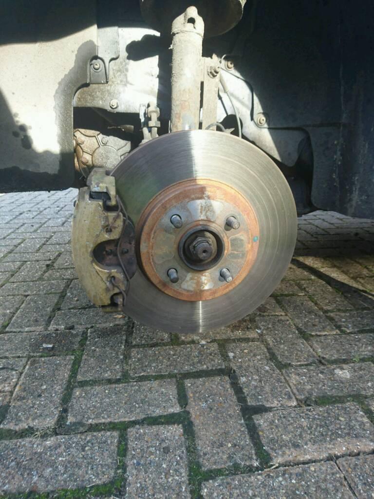 ST170 front brakes, pads, discs | in Harlow, Essex | Gumtree