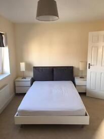 SHORT TERM LET; BEAUTIFUL DOUBLE ROOM WITH ENSUITE ASHLAND NEAR STADIUM MK £550 PCM ALL BILLS INC