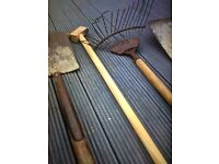 Garden tools - Used