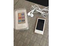 iPod Nano 7th Gen 16GB in Rose Gold