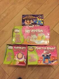 Kids creative play toys