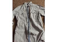 Men's shirt size x small