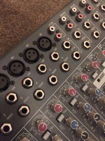 Mixer/USB Interface --- Allen & Heath Zed 14, Great Condition!