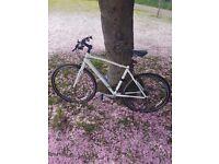trek hybrid bike 7.3
