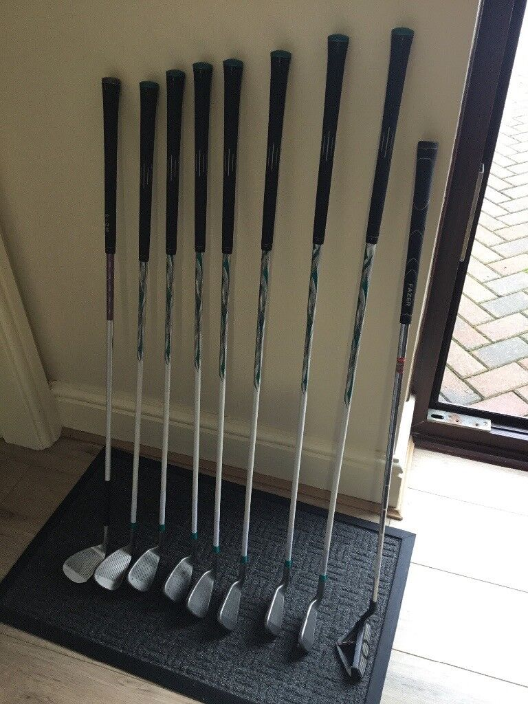 Ladies PING golf clubs