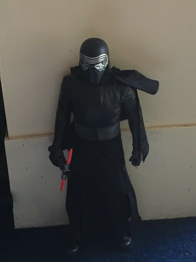 Star Wars Kylo Ren 30cm action figure