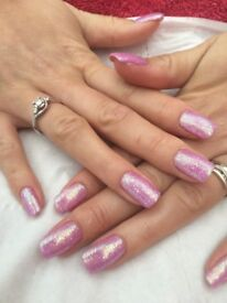 Nails @ Number 8. 25 years experience. Specialising in Silk extensions as well as Shellac.