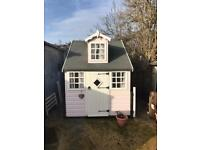 Wendy House and furniture